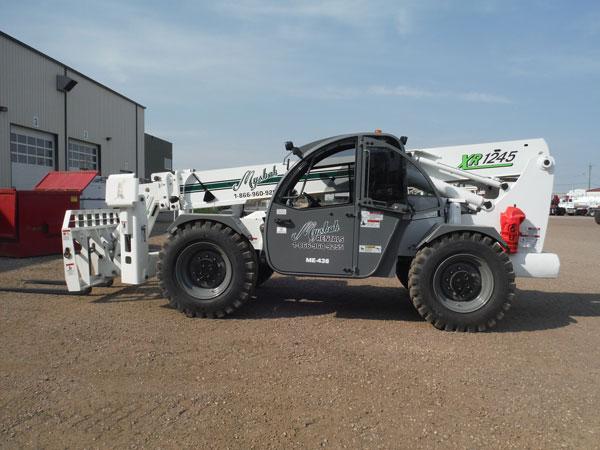 2015 Extreme XR1245 – 12,000 lbs Tele-handler Forklift