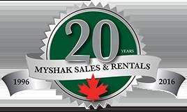 Myshak 20-years-logos