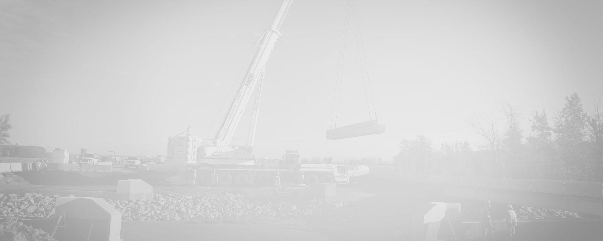 Cranes Calgary