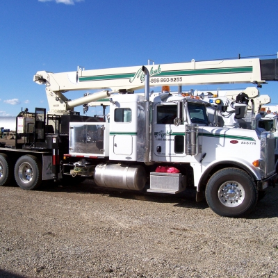 23 ton National 860D Fifth