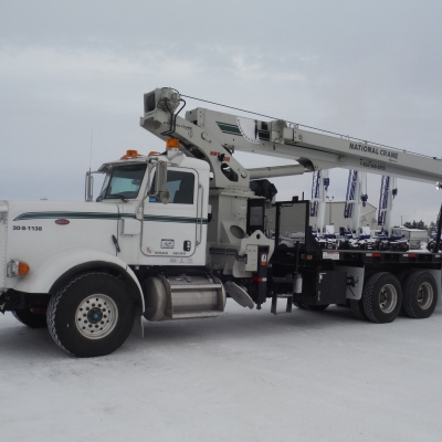 30 ton National NBT30H100